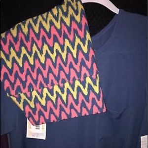 Lularoe Carly and Cassie NWT